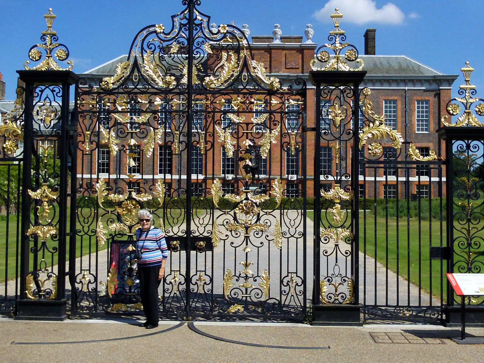 Birding In London June 21 2010 Kensington Palace And