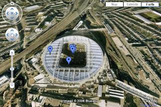 ITN's Google Earth Mashup