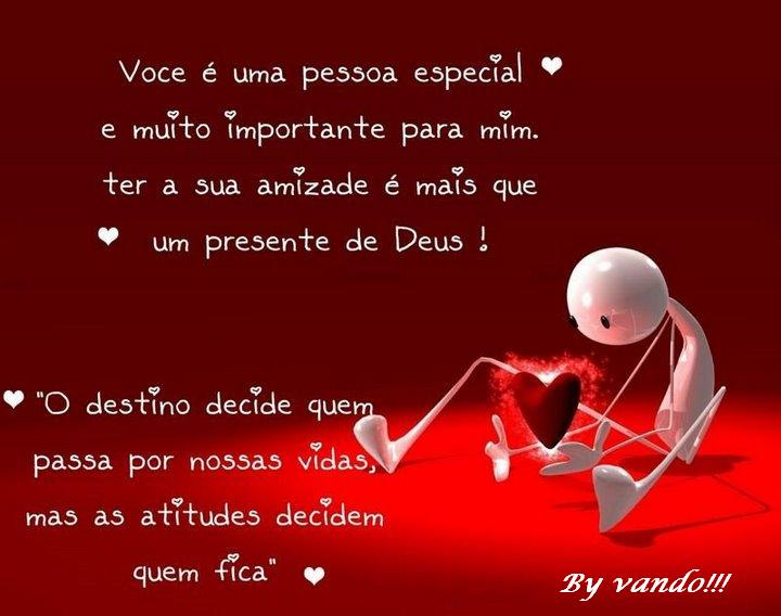 Lindas Frases De Amor E Amizade