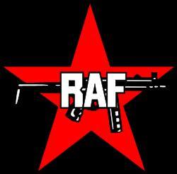 RAF Facción del ejercito rojo Raf