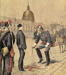 Dégradation d'Alfred Dreyfus, 13 janvier 1895