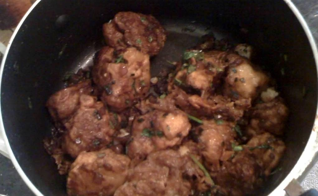 Gobi manchurian recipe art of cooking indian food a for Art of indian cuisine