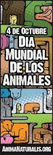 4 de Octubre - Día mundial del animal