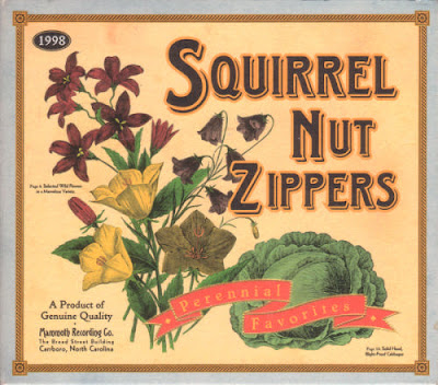 Squirrel Nut Zippers: Perennial Favorites (1998)