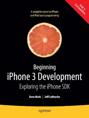 Beginning iPhone 3 Development is Available