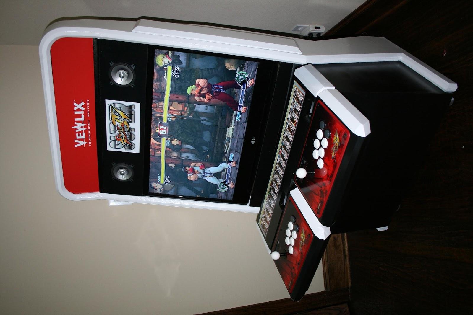 vewlix 2 player control panel pdf