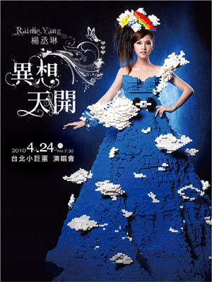 Rainie Yang Whimsical World Collection