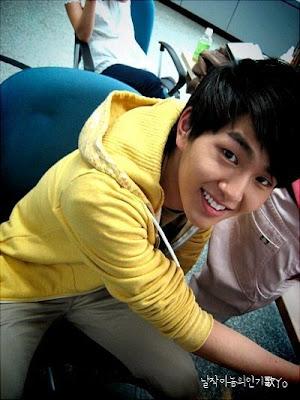 SHINee Onew Lee Jin Ki