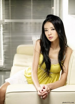 Artist nude: Ady An Yi Xuan Taiwan Big Eyes Actress