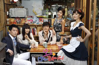 Pemain Film Drama Korea Oh My Lady