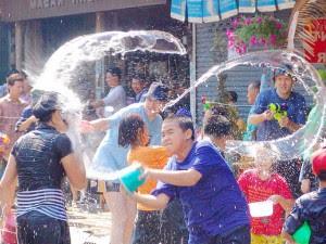 Songkran Festival Chiangmai