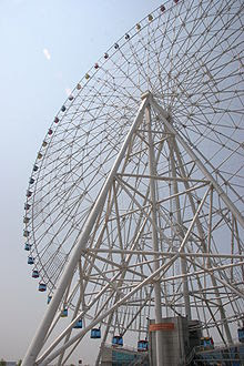 Star of Nanchang Ferris Wheel