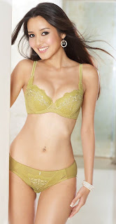 chinese girl in bra