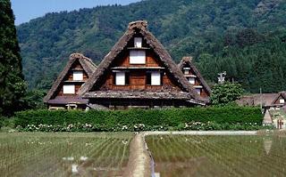 shirakawa go gassho styled village