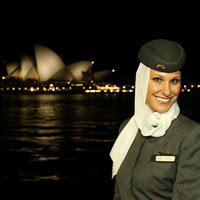 gulf air stewardess