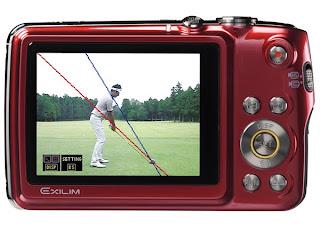 Casio Exilim EX FS10S Camera