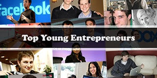 top young entrepreneurs