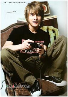 Hero Jae Joong TVXQ