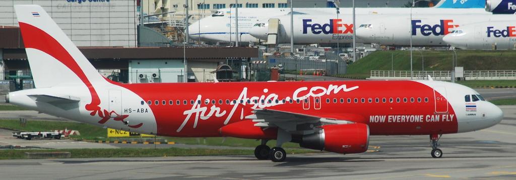 Thai Airasia Airbus A320
