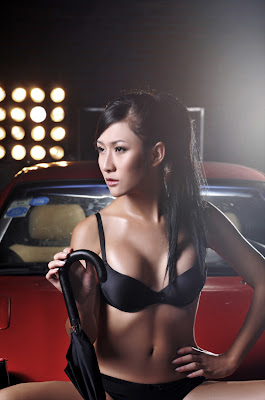 china model lin yi xue