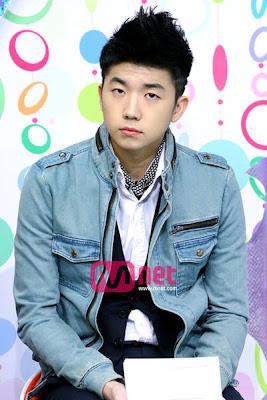 2PM Hwang Chan Sung