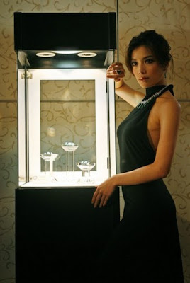 taiwan model janel tsai