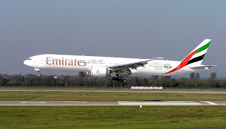 emirates airlines boeing