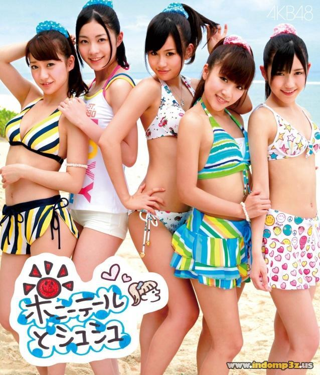 AKB48 Ponytail to shushu