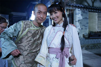 Ghost Writer Pu Song Ling Steven Ma Fala Chen