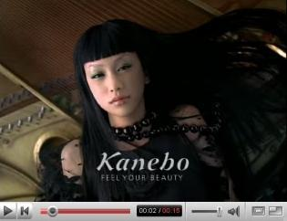 Kanebo Kate Mika Nakashima