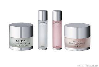 Kanebo Sensai Anti Aging Products