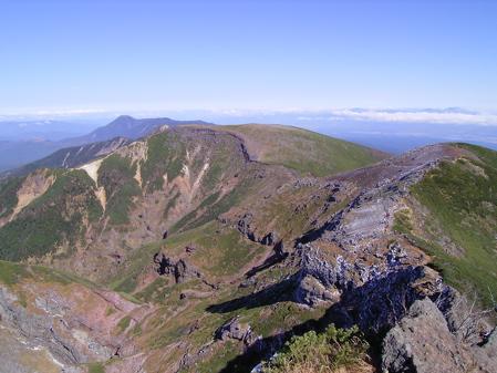 Yatsugatake Peak