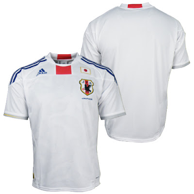 Japan World Cup Away Jersey 2010
