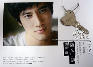 Wang Lee Hom 18 Martial Arts