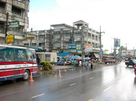 Nakhon Si Thammarat Street