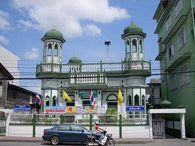 Nakhon Si Thammarat Mosque