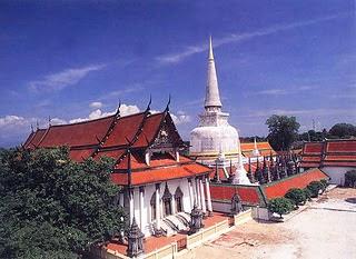 Nakhon Si Thammarat Wat Phra Mahathat