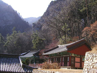 Geumosan National Park Haeunsa Temple Buildings
