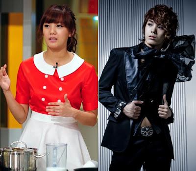 Mir MBLAQ Kissing Go Eun AH