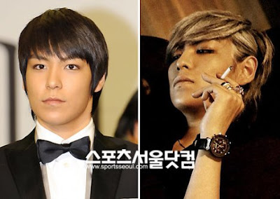 Korean Male Smokey Eyes TOP