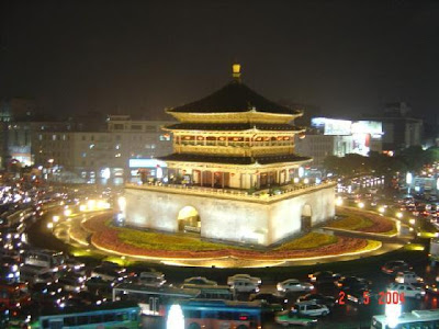Xian The Bell Tower