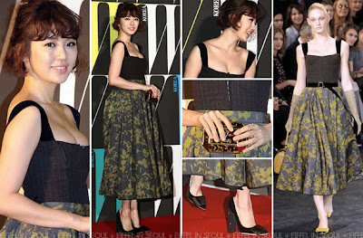 Korea Love your w Yoon Eun Hye Louis Vuitton