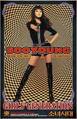 Sooyoung Girl's Generation Hoot Fashion