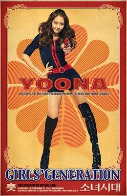 Yoona Girl's Generation Hoot Fashion