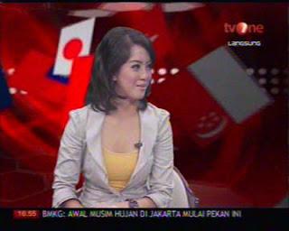 Putri Violla TV One
