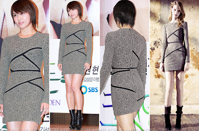 Ha Ji Won Preen Fall 2010 Colletion