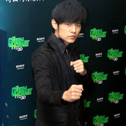 Jay Chou The Green Hornet