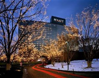 Grand Hyatt in Yongsan