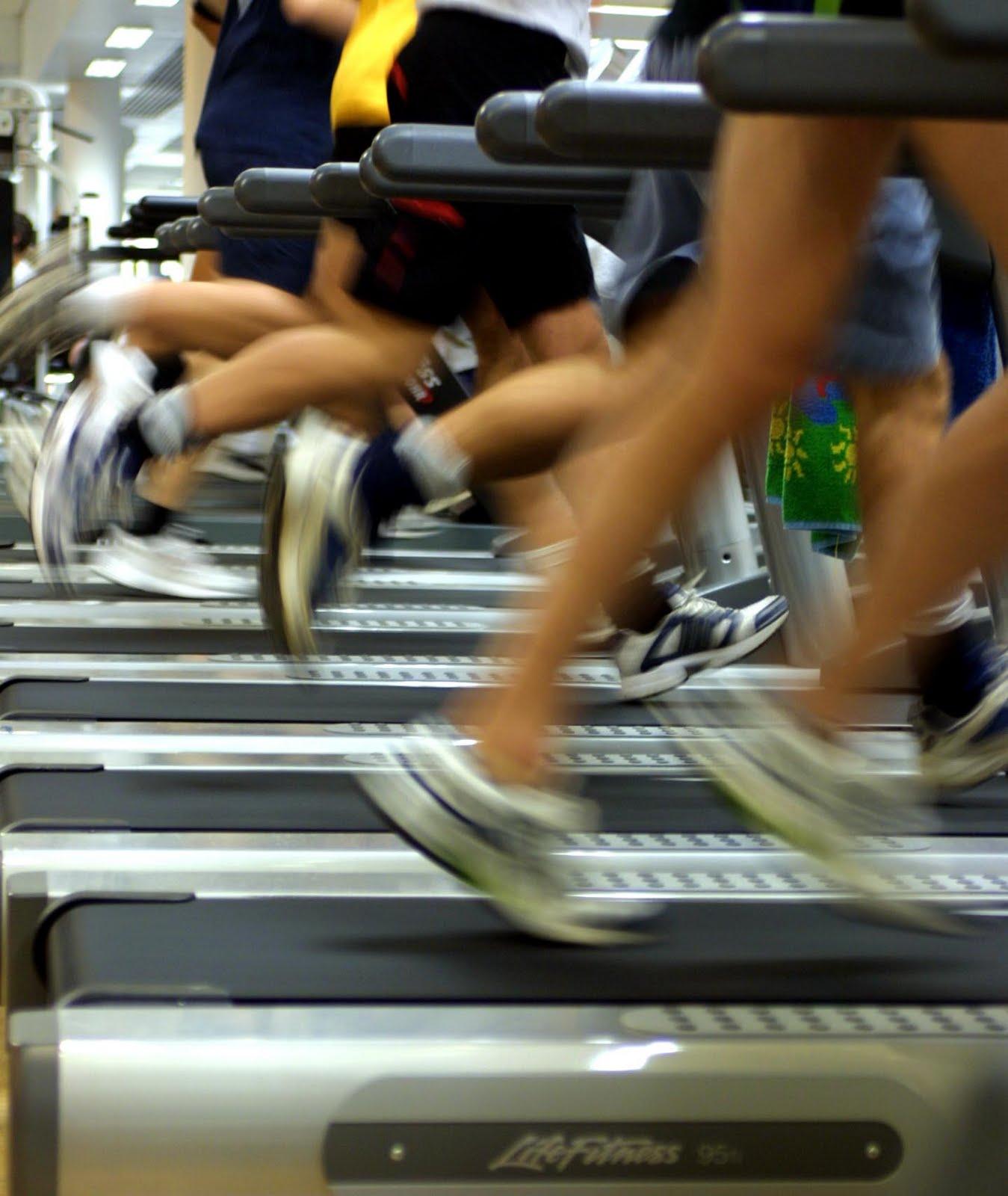 Correr en una cinta rodante es más seguro que al Aire Libre