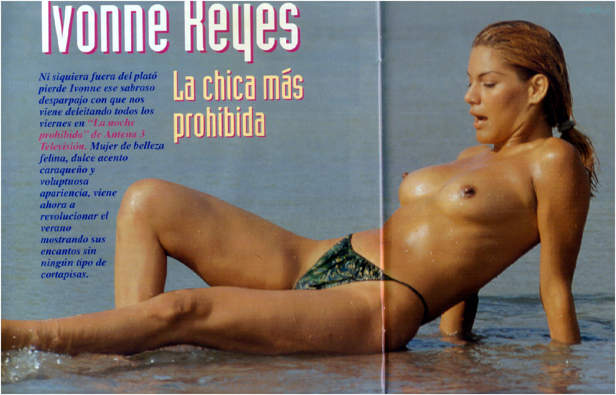 Yvonne Reyes Nude